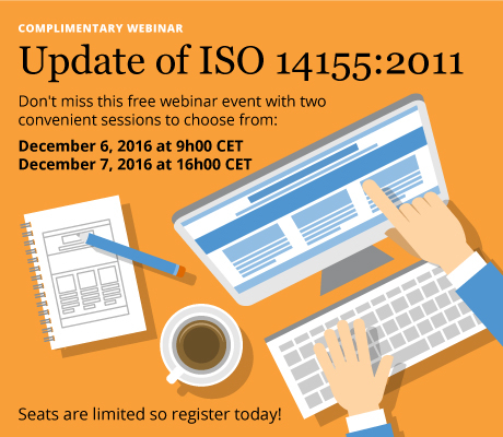 Update of ISO 14155:2011